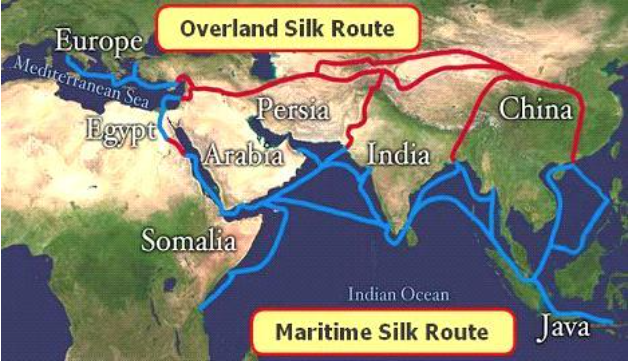 Table 2: Maritime Silk Route