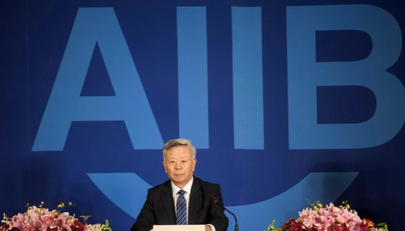 Jin Liqun, AIIB president